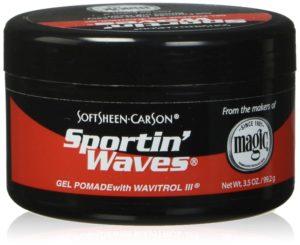 Sportin Waves Gel Pomade