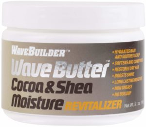WaveBuilder Cocoa & Shea Wave Butter