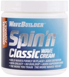 Wavebuilder Spin N' Classic Wave Cream