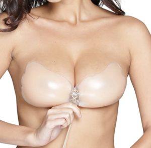 Oolala Backless Adhesive Sticky Bra